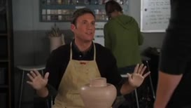 Well, I'm bad at pottery.