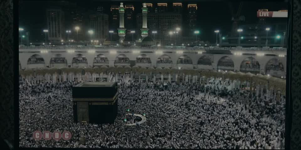all over the world are converging on Saudi Arabia this week for the Hajj.