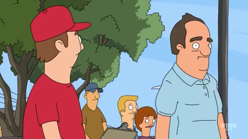 You got to play Belly Bongo, Coach.