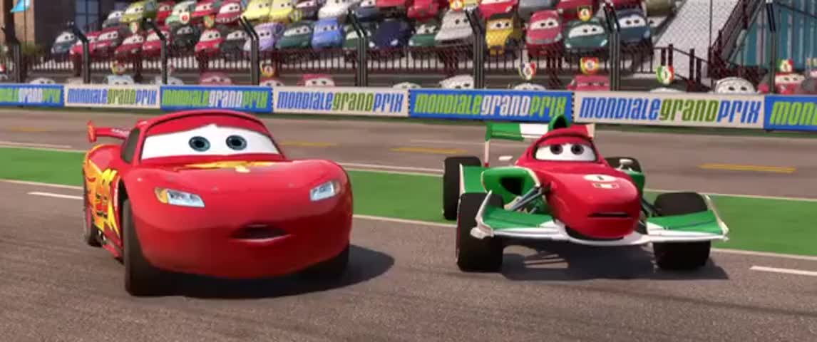 Yarn   Oh, no! ~ Cars 2 (2011)   Video clips by quotes, clip ...