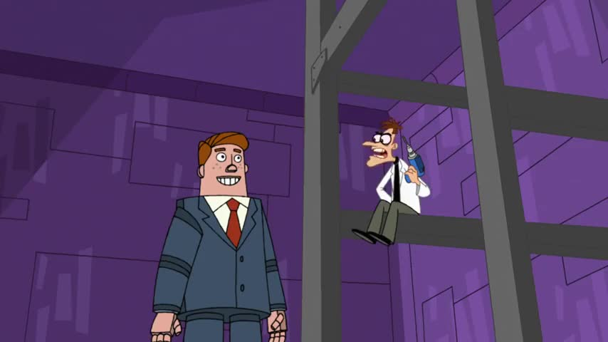 """Quiz for What line is next for """"Phineas and Ferb """"? screenshot"""