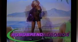 where I'll be your host, Robobrenda.