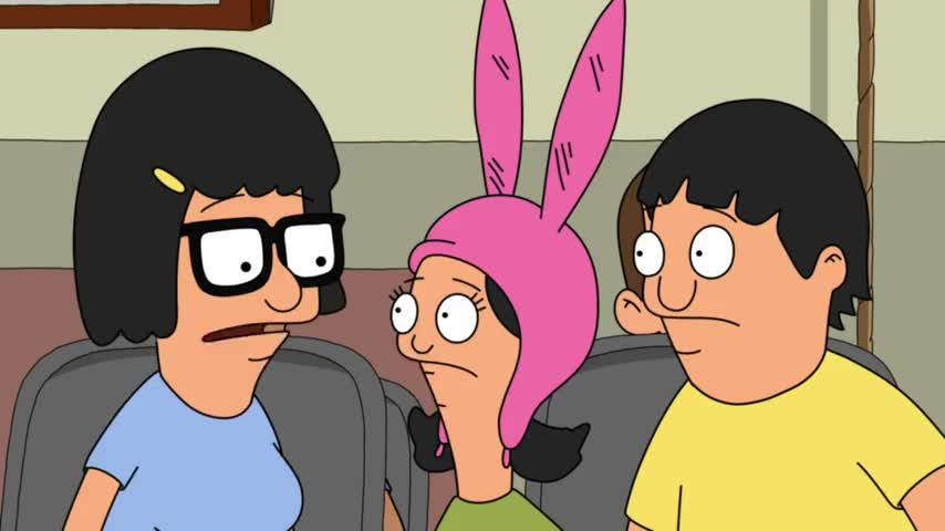 We know, Tina. It's not gonna win anyway.