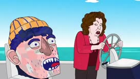 Character actress Margo Martindale ain't afraid of nothin'!