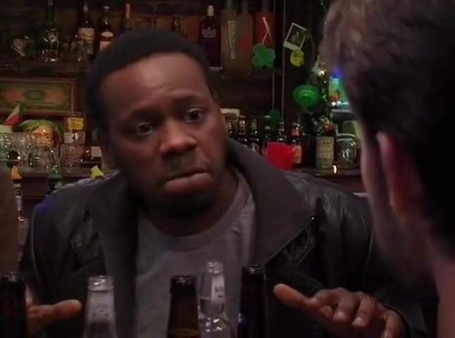 """Clip image for '[Mexican Accent] """"I guess you gon' have to tear my ass apart, homes."""""""