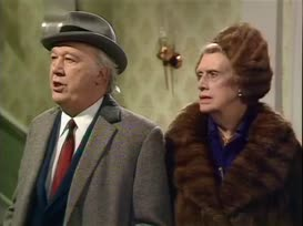 Sir Richard and Lady Morris.