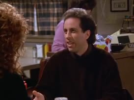 ...Jerry Seinfeld is the devil.