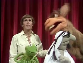 We'll see you next time on The Muppet Show.