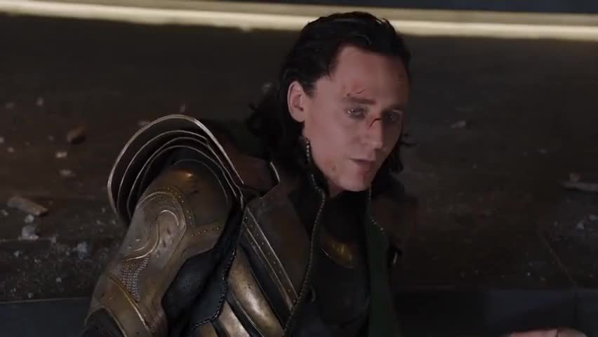 LOKI: If it's all the same to you,