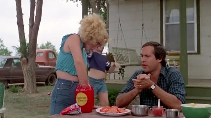 Vicki, can I help you with that Kool-Aid? Please?