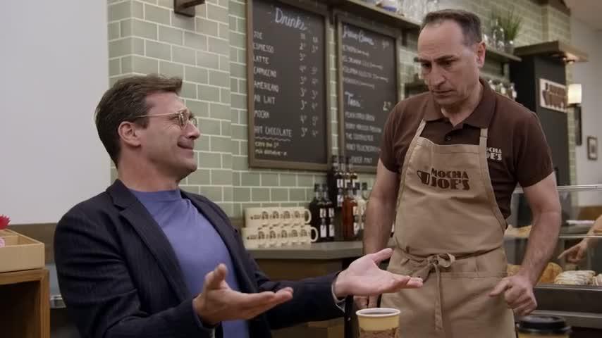 -It's plenty hot. -No, it's, it's plenty not.