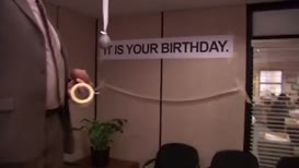 """""""It is your birthday,"""" period."""