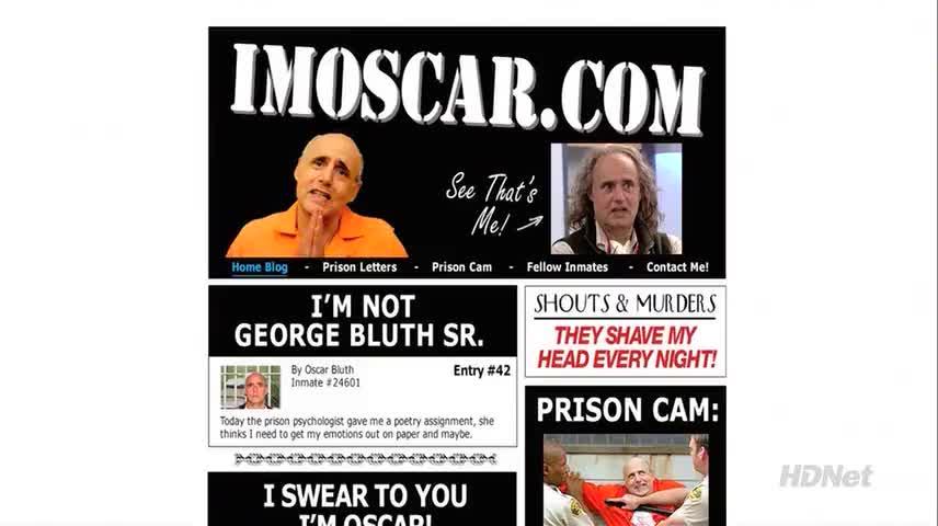 I'm Oscar! Dot com!