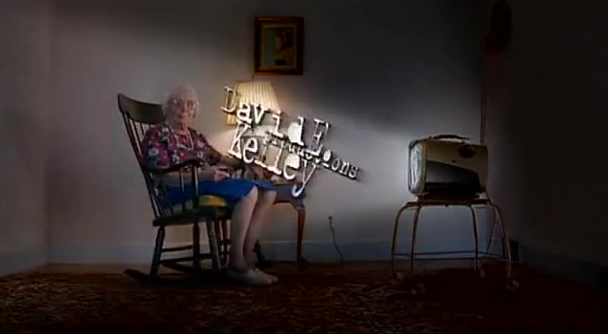 Clip image for 'OLD LADY: You stinker!