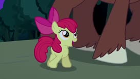 all the way back to Appleoosa.