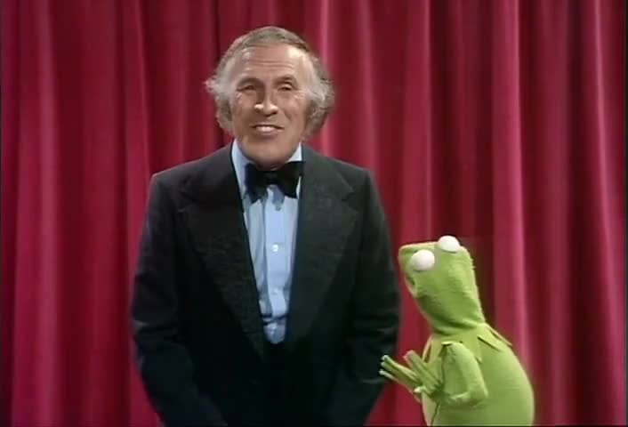 And, Kermit, you're a wonderful MC.