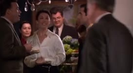 MICHAEL: Rachel thinks that I brought homemade potato salad.