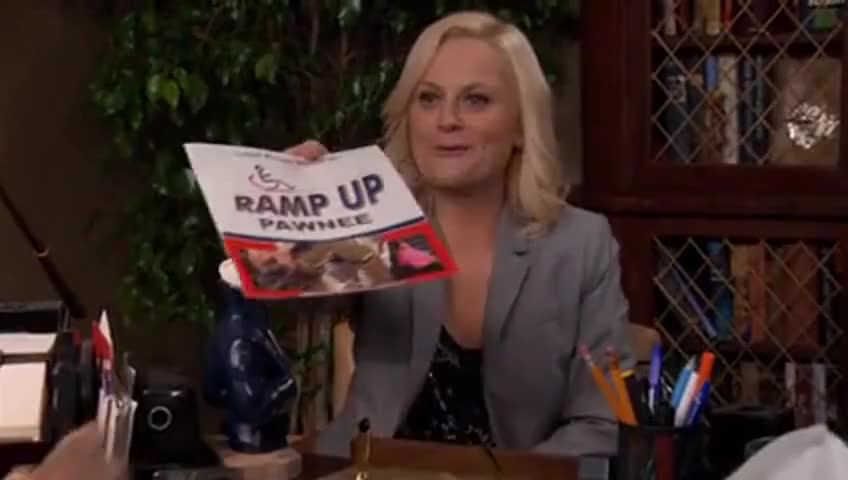 Ramp Up Pawnee.