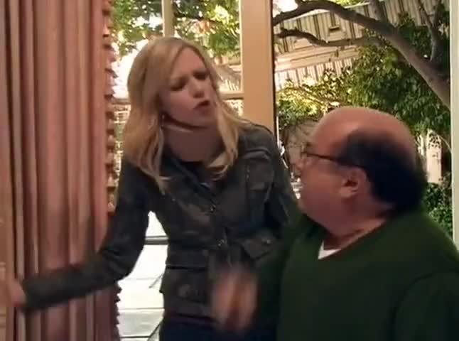 - Because I got a cast on my foot. - I got a neck brace.