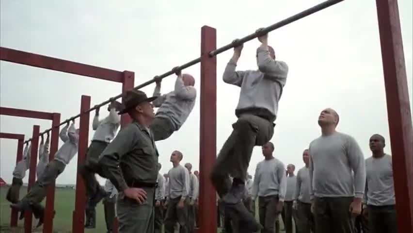 YARN   I guess the Corps don't get theirs   Full Metal Jacket (1987)    Video clips by quotes   4b6a64fc   紗