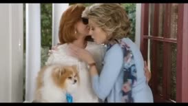-Oh, and you brought Ann-Margret. -Ann's dead. This is Jackie O.