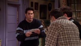 """What was Monica's nickname when she was a field-hockey goalie?"""