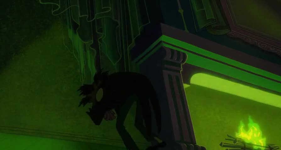 Pagemaster Dr Jekyll: My Name Is... Mr. Hyde! ~ The Pagemaster
