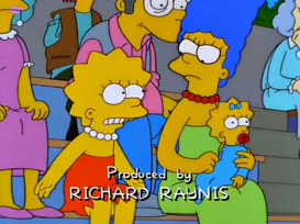 Young lady, this may be the high point of Bart's life.