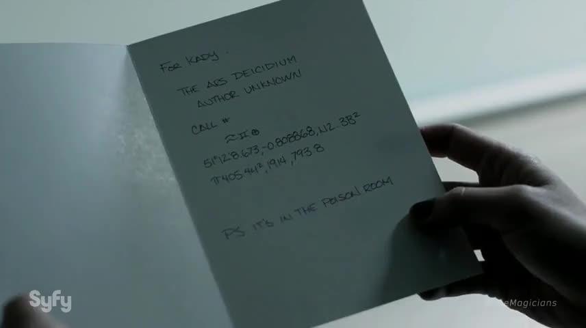 """""""The Ars Deicidium""""?"""