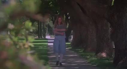 Creepy Carrie! Creepy Carrie! Ha-ha!