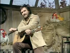 ♪ A chicken ain't chicken till it's lickin' good fried ♪