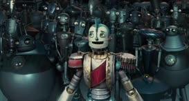 Yarn Send A Robot Probe Monsters Vs Aliens 2009