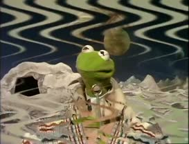 This is Kermit the Frog speaking to you