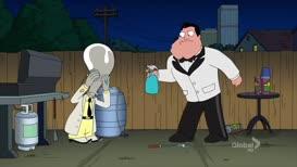 No stab! Aah! Detroit tap water!