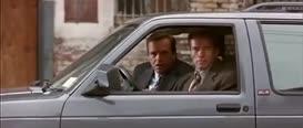 The guy is a goddamn used car salesman.