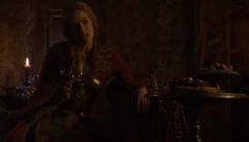 Sansa, come here, little dove.