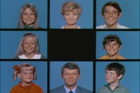 ♪ That's the way we all became the Brady Bunch ♪