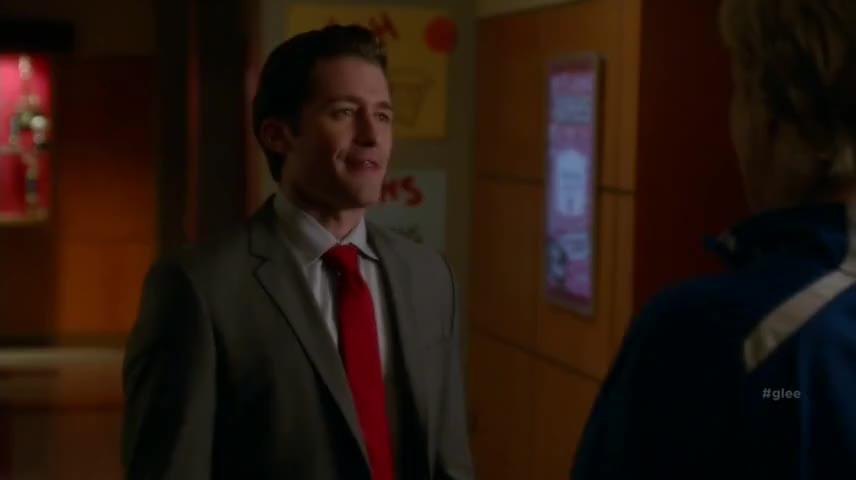 Yarn | Okay, that is insane  ~ Glee (2009) - S06E11 Drama | Video