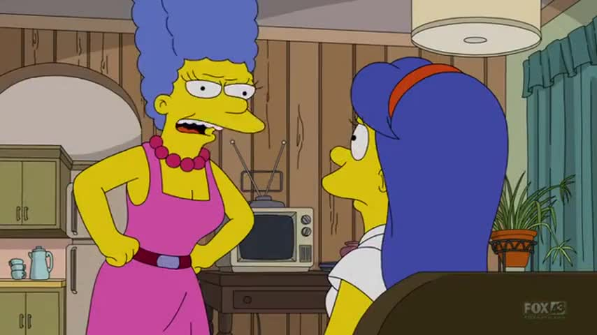 You cannot marry Homer Simpson.