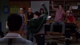 """(New Radicals' """"You Get What You Give"""" begins)"""