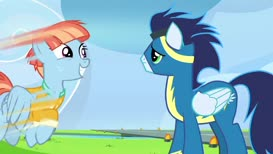the mom of the best Wonderbolt ever! Yeah!
