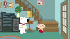 Oh, my God, Stewie, what is it?!