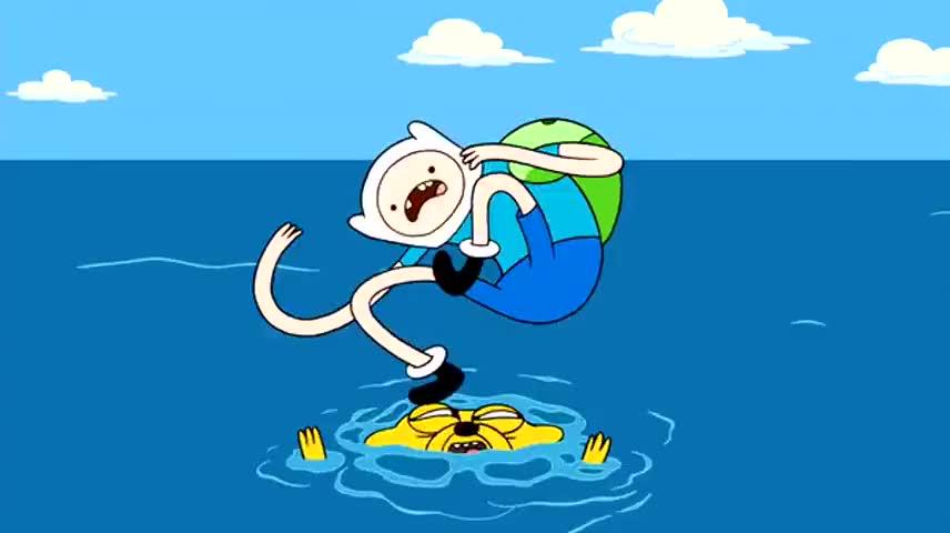 Get me away! Aah!