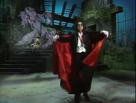 ♪ Welcome to my nightmare Ooh, ooh, ooh, ooh ♪