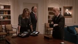 """Quiz for What line is next for """"Madam Secretary """"?"""