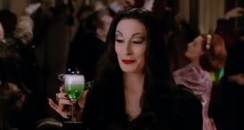 Why, Lumpy Addams. Look at you.
