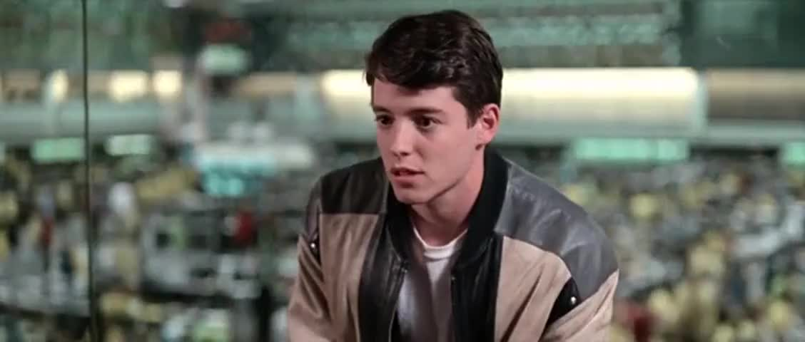 an analysis of ferris buellers day off in the summer of 1986 I've seen ferris bueller's day off probably  ferris bueller's day off will never be the same  .