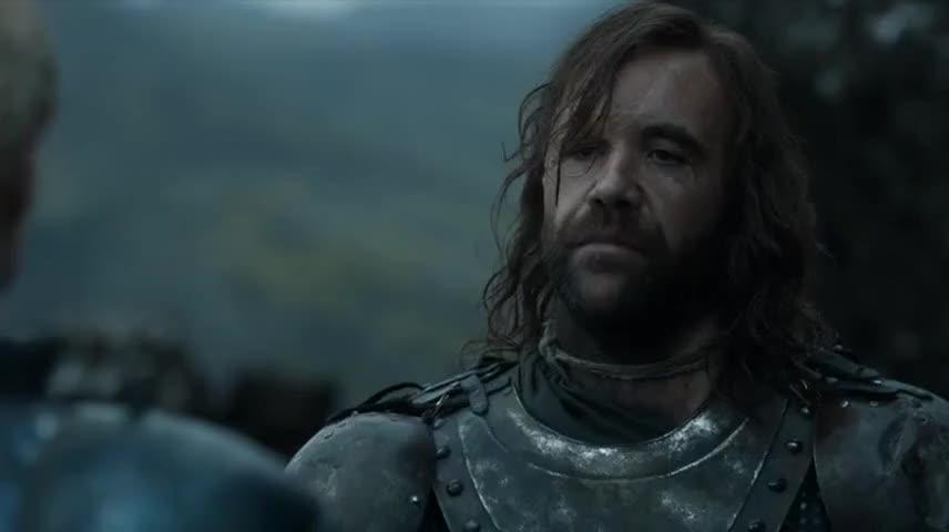 Go on, Brienne of fucking Tarth.