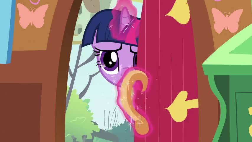 And what in Equestria is going on in...