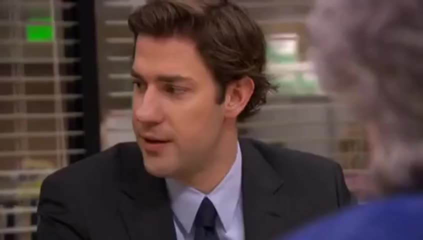 Because, well, Jim, where I'm from, there are two types of folk,